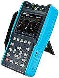 HLD multímetro inteligente Instrumento preciso 2In1 Handheld Osciloscopio Multímetro digital Multímetro ultra portátil Tester Contador de frecuencia Voltímetro multímetro inteligente