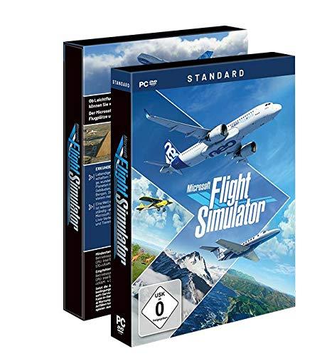 Microsoft Flight Simulator Standard Edition - [PC]