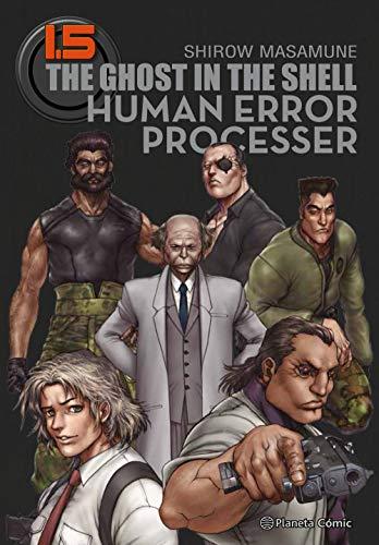 Ghost in the Shell 1.5 (Trazado): Human Error Processer (Manga Seinen)