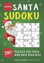 Funster Santa Sudoku: 200+ puzzles for those who have been nice