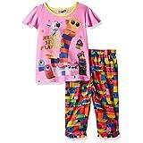 LEGO リトルムービー 2 幼児 女の子 パジャマセット 半袖 パンツ US サイズ: 2T カラー: ピンク