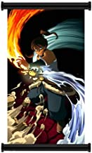 Avatar: The Legend of Korra Cartoon Fabric Wall Scroll Poster (16