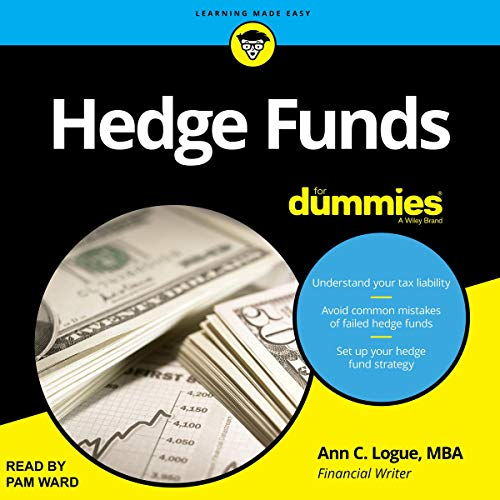 Hedge Funds for Dummies cover art