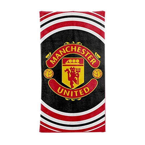 Manchester United FC Pulse Handtuch 140 x 70 cm