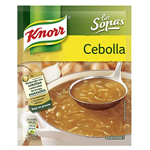 Knorr - Sopa de Cebolla, 50 gr