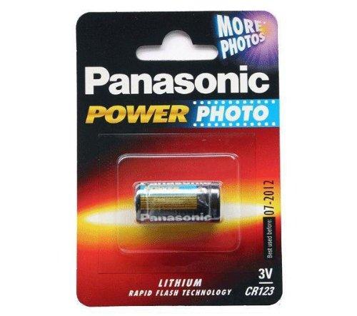 Pile Power Photo CR123 - 10 packs