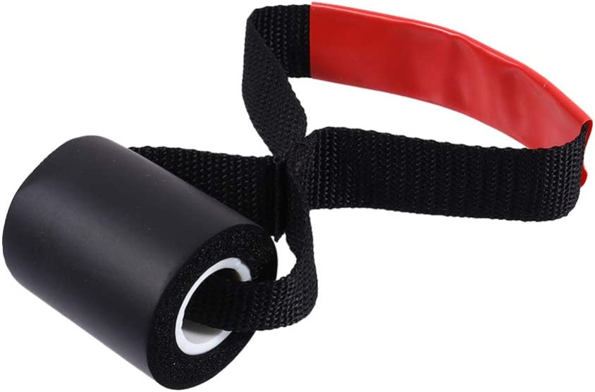 BESPORTBLE Resistance Fort Worth Mall Band Handle Strap excellence Fitness Grip