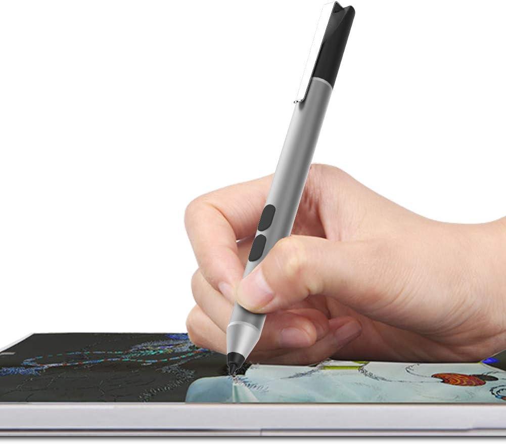 X2 12-e0xx,X2 12g0xx ; HP Spectre x360 13-ac0xx 15-blxxx Stylus Active Pen for HP Pavilion x360 11m-ad0 14M-ba0 14-cd0 15-br0; HP Envy x360 15-bp0 15-bq0 Silver x360 15-cn0