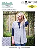 Greenwich Tunic Vest: Hand Knitting Pattern from Sue McCain (English Edition)
