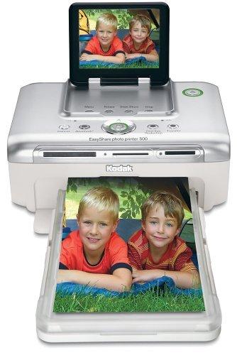 Kodak Easyshare Photo Printer 500 (Discontinued by Manufacturer) (Renewed)