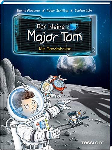 Der kleine Major Tom. Band 3: Die Mondmission