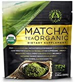 Zen Spirit Matcha Green Tea Powder Organic