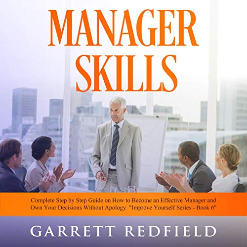 Manager Skills cover art