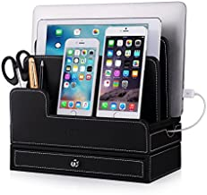 dual iphone docking station