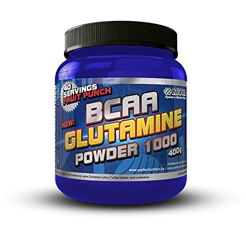 Perfect Nutrition  BCAA Glutamine Powder 10000, BCAAs  - 400 g