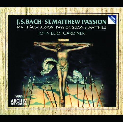 The Monteverdi Choir, English Baroque Soloists, John Eliot Gardiner & Johann Sebastian Bach
