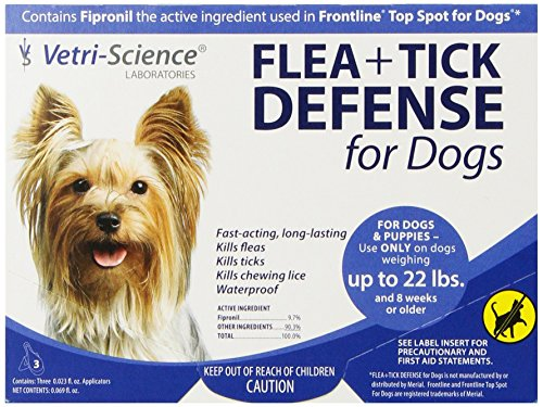 VetriScience Vetri-Repel Environmental Health Flea & Tick Spray