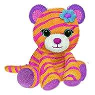 """First & Main 8415 Fantazoo 10"""" Tatiana Tiger Plush Toys, Multicolor"""