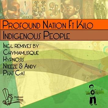 Indigenous People Remixes