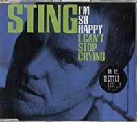 I'm so happy I can't stop crying [Single-CD]