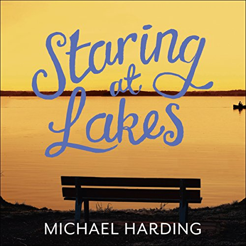 Staring at Lakes audiobook cover art