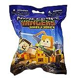 Just Toys JTMIN-3502 Minecraft Hangers Serie 4 - Figura coleccionable de 10 figuras misteriosas de 5 a 7 cm