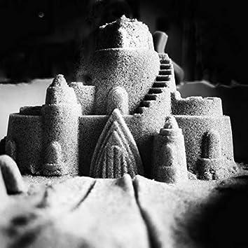 같이 만든 모래성