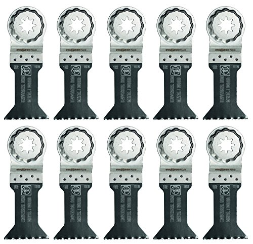 Check Out This Fein 63502152290 Universal Oscillating Blade (10 Pack), 4 x 2-3/8