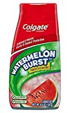 Colgate Kids 2 In 1 Toothpaste & Mouthwash, Watermelon Flavor, 4.6 Ounce