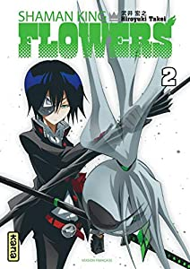 Shaman King Flowers Edition simple Tome 2