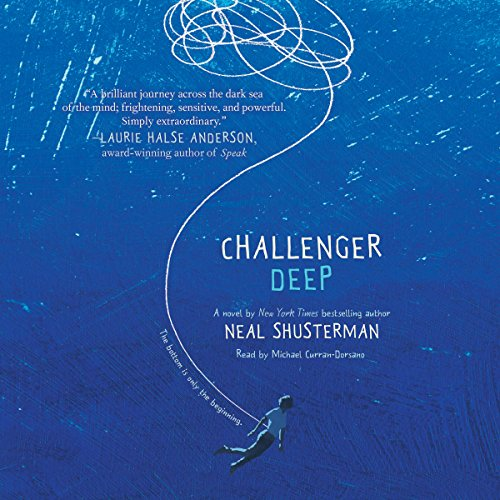 Challenger Deep audiobook cover art