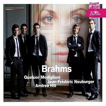 Brahms: Quintette pour cordes et piano & Zwei Gesänge
