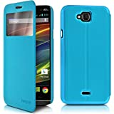 Seluxion Case with S-View Stand Function Blue Light for