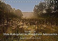 Vor der Tuer: Mein Ruhrgebiet im Wandel der Jahreszeiten (Tischkalender 2022 DIN A5 quer): Jahreszeitliche Bilder des laendlichen Ruhrgebiets. (Monatskalender, 14 Seiten )