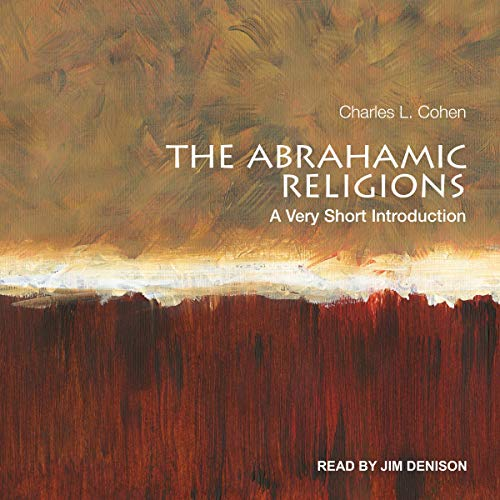 The Abrahamic Religions cover art