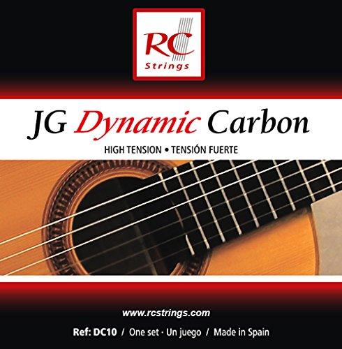 Royal Classics DC10 Carbon Gitarrensaiten für Konzertgitarre