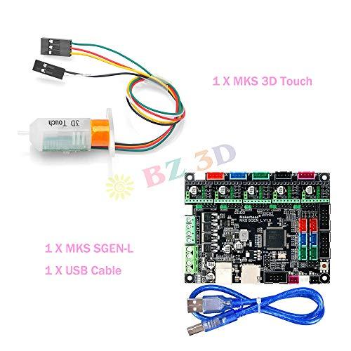 PoPprint TFT35 V3.0 /Écran tactile avec 3 pi/èces C/âble Module WiFi Compatible avec 12864LCD Display vs MKS TFT35 Pour SKR PRO SKR V1.3 Ender-3