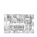 Lorenlli AC12V-0-12V Ajuste NE5532 HiFi 5.1 Placa de Tono Preamplificador Panel de Control de Volumen de la Placa
