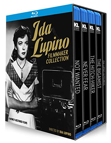 Ida Lupino: Filmmaker Collection