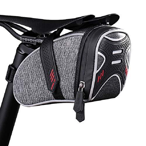 MDYH YLA Aydd Wheel Up C15-1 Bolsa de Cola de Bicicleta Mountain Bike Cushion Bag Bicicleta Equipo de Equipo Accesorios Bolsa de Montar