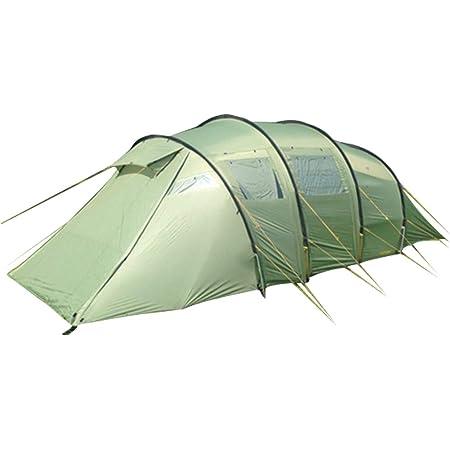 [ ノルディスク ] レイサ6 テント 6人用 タープ アウトドア キャンプ ダスティーグリーン 122032 NORDISK Leisure Tents & Tarps Reisa 6 [並行輸入品]