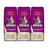 WHISKAS CATMILK PLUS Drink for Cats and...