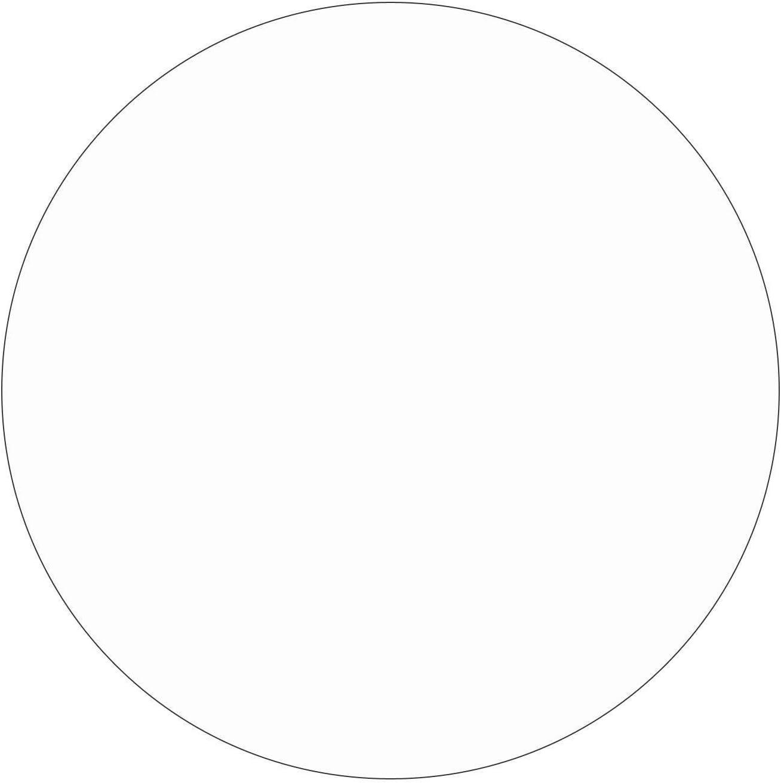Wissmach Clear 10 inch Award Coe 96 Ranking TOP12 Circle -