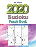 2020 Sudoku Puzzle Book: 2020 Sudoku Daily Calendar Puzzles 9x9 Of The Year 2020 For Adults, 366 Puzzles, 5 Levels of Difficulty (Easy to Hard)