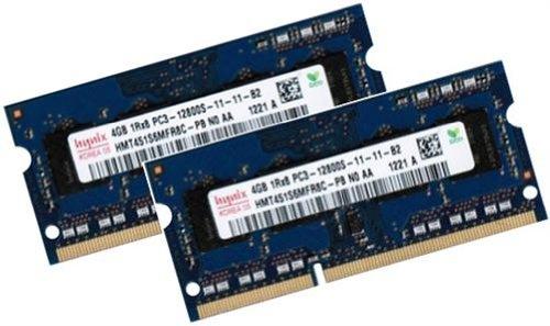 SK HYNIX 2X 4GB (8GB) DDR3 SO-DIMM PC3-12800 1600Mhz