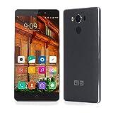 Foto [Official Store] Elephone P9000 - Android 6.0 Smartphone libero (P10 Helio MTK6755 2.0 GHz 4 GB di RAM 32 GB ROM 5.5 pollici Ricarica senza fili, Ricarica rapida) - Nero