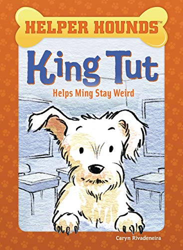 King Tut Helps Ming Stay Weird (Helper Hounds) (English Edition)