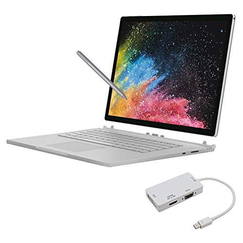 Microsoft Surface Book 2 15-Inch 256GB i7 2-In-1...