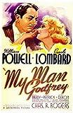 My Man Godfrey Movie Poster (27,94 x 43,18 cm)