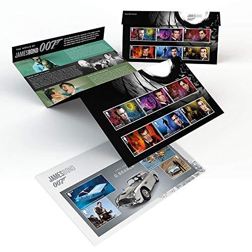 James Bond, paquete de presentación (fijo)